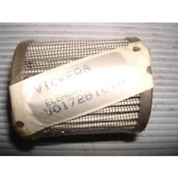 Vickers Malta Hydraulic Filter V0172B1C10 NOS