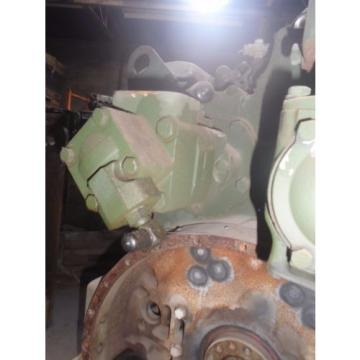 Detroit Botswana  6v92/8v92 Vickers Double-Stack Hydraulic Pump -ORIGINAL # V20106F18S2S