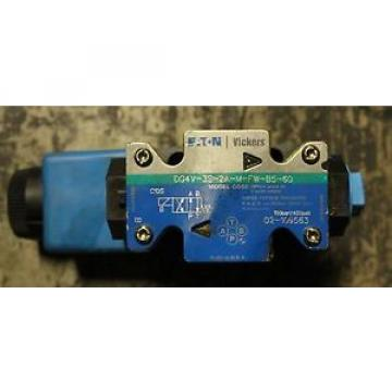 Eaton Luxembourg Vickers hydraulic valve DG4V-3S-2A-M-FW-B5-60