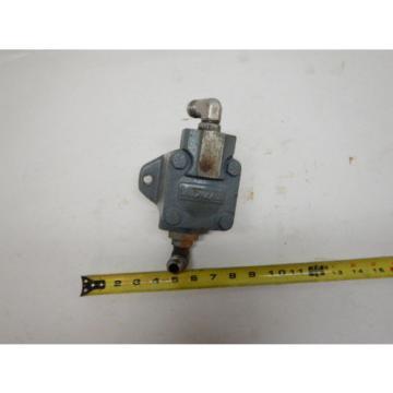 Vickers Netheriands V101S2S27A20 Single Vane Hydraulic  Hydraulic Pump V101S2S27A20