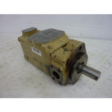 Vickers Argentina  Hydraulic Vane Pump 4535V60A Used #56449