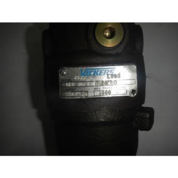 Vickers Reunion  OFP15S3M20E20 Hydraulic Filter