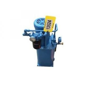 USED Mauritius 2HP VICKERS SYSTEMPAK HYDRAULIC POWER UNIT - V SERIES