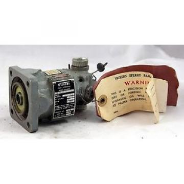 Vickers Barbados  Sperry Rand hydraulic pump for RAF aircraft GA5