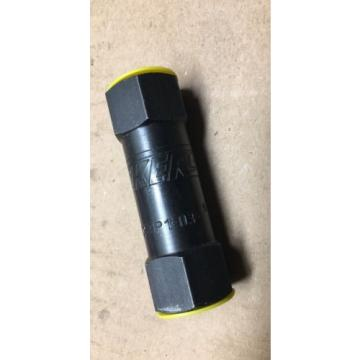 Vickers Gambia DS8P1-03-5-10 - Hydraulic Inline Flow Check Valve, 30 GPM - 3000psi