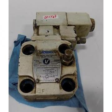 VICKERS Cuba 1500/3000PSI SOLENOID CONTROLLED RELIEF VALVE CG5 060A F M U H7