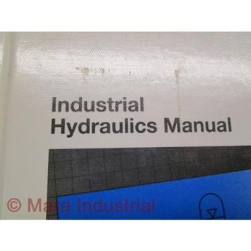 Vickers Brazil 935100-C Industrial Hydraulics Manual - Used