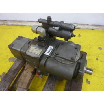 Vickers Laos Hydraulic Pump PVE470I-35V25AR Used #50316