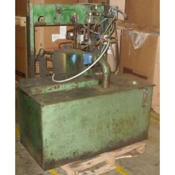 Vickers Mauritius 2520 Hydraulic Pump With 122 gallon tank 1AA20-282 17A5
