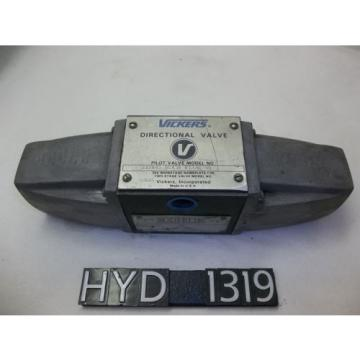 Vickers United States of America  DG4S40133C50 Hydraulic Directional Control Valve HYD1319