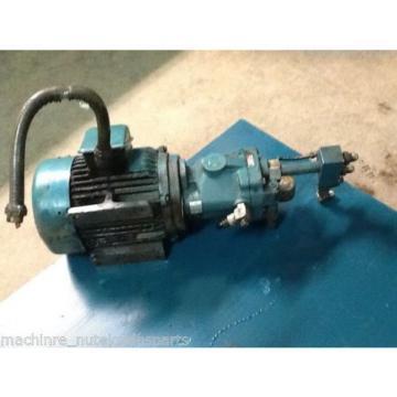 Vickers Rep. Pump PVB15-RSY-30-CM-11-JA_PVB15RSY30CM11J with Motor TDM-1034-1534