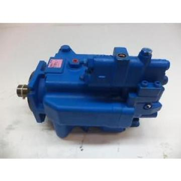 VICKERS Reunion  EATON 02-142405 HD VARIABLE DISPLACEMENT HYDRAULIC PISTON PUMP PVH098