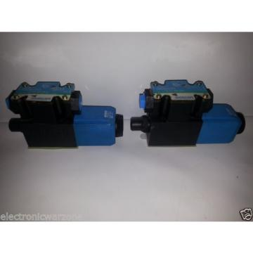 VICKERS Egypt DG4V-3S-24A-P2-M-FW-H5-60 Hydraulic Directional Control Valve  5000 PSI