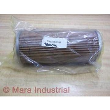 Vickers Azerbaijan  V4051B3C05 Hydraulic Filter Element 9800791 - origin No Box