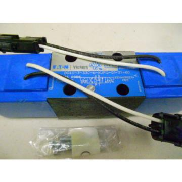 DG4V-3-33C-M-KUP12-D1-G7-60 Ethiopia EATON VICKERS INDUSTRIAL HYDRAULIC VALVE 833AN00023A