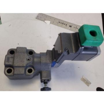 Origin Laos  TOKIMEC VICKERS D-CG-06-F-250-20 HYDRAULIC DIGITAL RELIEF VALVE 3110135 FL