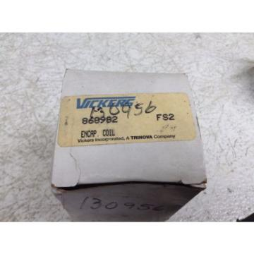 Vickers Gibraltar  868982 110/120 V Encapsulated Coil origin TB