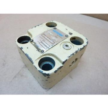 Vickers Liberia Relief Valve CG06C50 Used #39028