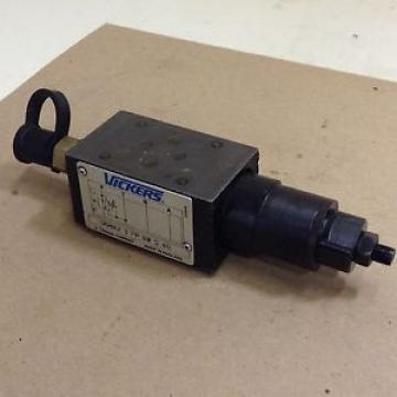 Vickers Swaziland  Pressure Reducing Valve DGMX23PPBWS40 Used #78873