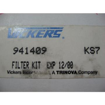 origin Niger   Vickers 941409 Filter Kit 3 Micron