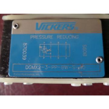 Vickers, Solomon Is  DGMX2-3-PP-BW-S-40, Pressure Reducing Valve