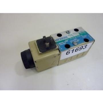 Vickers Slovenia Hydraulic Valve DG4V3S2AMUB560 Used #61693