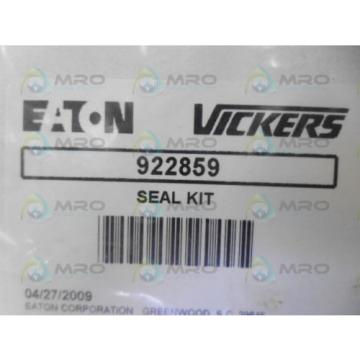 VICKERS Belarus  922859 SEAL KIT Origin IN FACTORY BAG