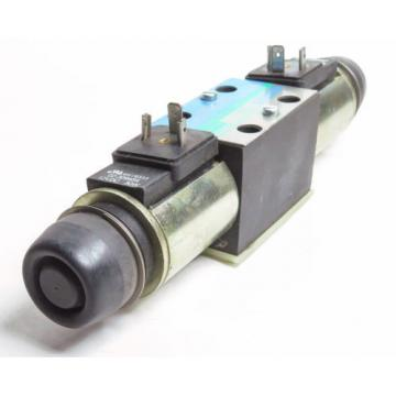 VICKERS Laos  DG4V-3S-6C-H-M-U-G7-60-EN490 HYDRAULIC SOLENOID DCV, FLOAT CENTER, 12V