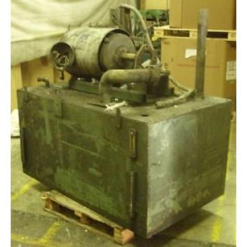 280 Andorra Gallon Hydraulic Tank  and Lincoln AC Motor 50 HP 1765 RPM 326T Frame