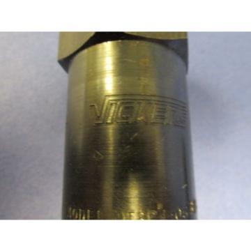 VICKERS Liechtenstein CHECK VAVLE DT8P1-06-65-11