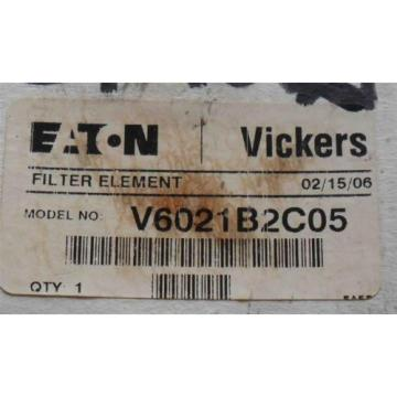 Eaton Barbuda  Vickers V6021B2C05 Filter Element