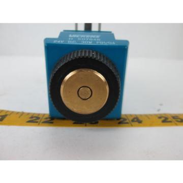 Vickers Cuba Hydraulic Solenoid Valve 350 Bar H507848 24VDC DG4V 3 0B M U H7 60 T