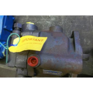 Vickers Netheriands  PVB 15 RSW 31 CM 11 S124 HYDRAULIC PUMP REBUILT
