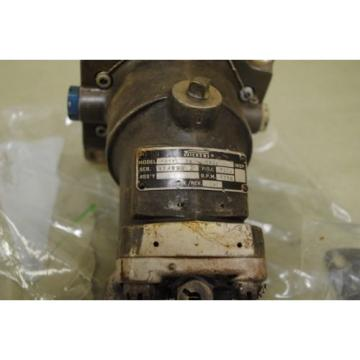 Douglas Moldova, Republic of  DC-3 Vickers Hydraulic Pump PF17L-3911-30ZE