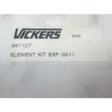 VICKERS Ecuador 941107 HYDRAULIC FILTER