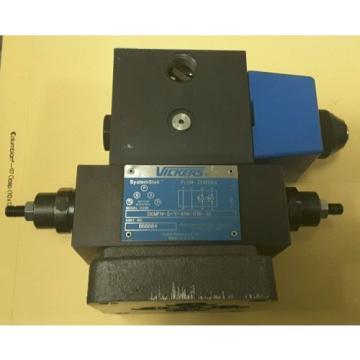 VICKERS Swaziland DG4S4-012A-B-60-S324 Hydraulic Solenoid Valve W/ DGMFN-5-Y-A1W-B1W-30