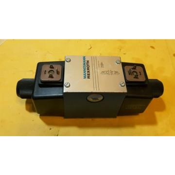 VICKERS Netheriands 4WE10J31/CW110N9Z55L Hydraulic Solenoid Valve