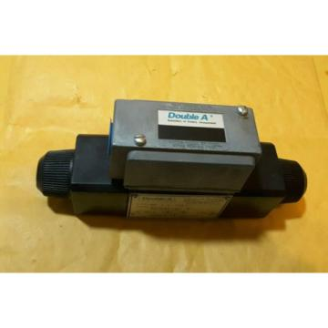 VICKERS Burma  / DOUBLE A  QF 3 C 10B1 HYDRAULIC SOLENOID VALVE
