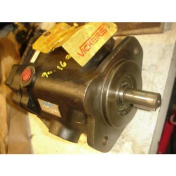 Genuine CostaRica Eaton Vickers hydraulic Pump PVQ20 PVQ20B2RSE1S10CM711 02-143378