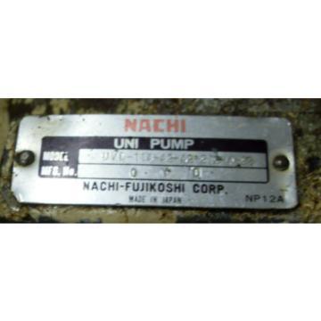 Nachi Bangladesh 22 kW 3HP Oil Hydraulic Unit, 220V, Nachi Pump VDR-11B-1A3-1A3-22, Used