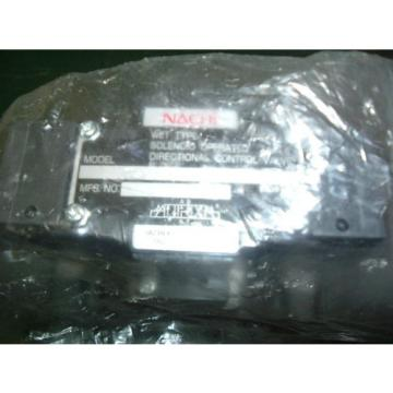 NACHI Cook Is.   SS G03 C7Y FR E1 J21 VALVE HYDRAULIC   Origin PACKAGED