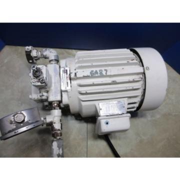 FUJI China NACHI OIL MOTOR MLA2097J PUMP USV-0A-A3-15-4-1740A VDS-0B-1A3-D-1731A