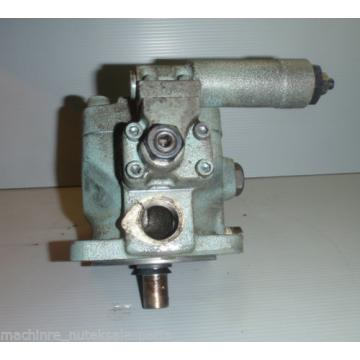 Nachi Sudan  Variable Vane Pump VDC-1B-2A3-U-20_VDC1B2A3U20