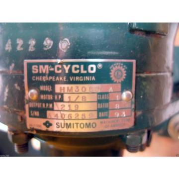 Sumitomo 8:1 Gear Motor HM3085A - Origin Surplus