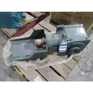 Sumitomo gear drive, model LHYSC4155SBYI, s/n F699985, ratio 28 rpm input 1750