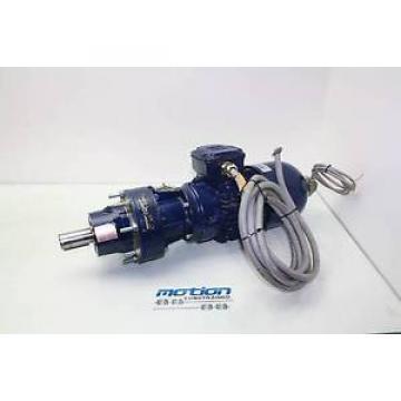 Weg AL80-04 Gear Motor w/ Sumitomo CNFX-0100E-29/G 80/C120 Gear Head / Encoder