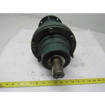 Sumitomo SM-Cyclo HVC 3115/09 Inline Gear Reducer 289:1 Ratio 059 Hp