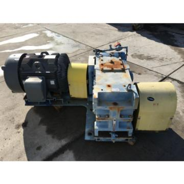 Sumitomo Paramax 9000 Gear Box PHD907 P3Y RLFB 40 125 HP 1750 RPM REFURBISHED