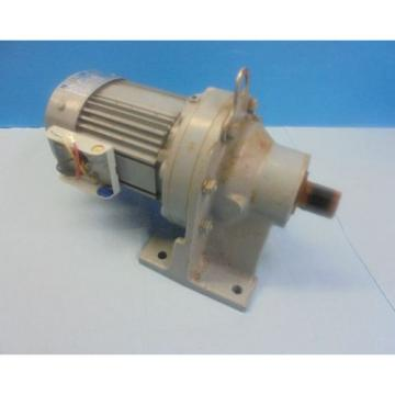 SUMITOMO CNHM02 - 4095 - 59 AC INDUCTION GEAR MOTOR TC - F  TYPE F - 63M TOOLING