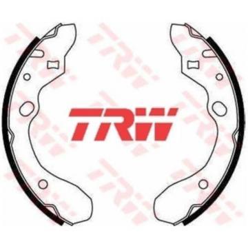 Bremsbackensatz 4 Bremsbacken Trommelbremse TRW GS8582